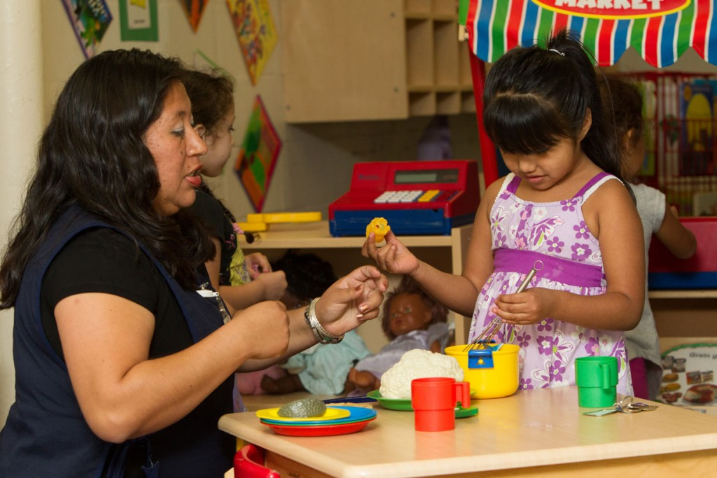 High Scope as culturally responsive at mexican american opportunity foundation