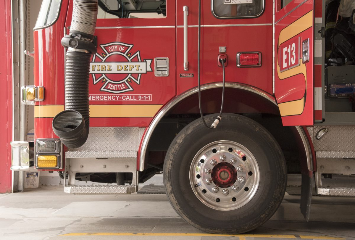 the fire station essay I'm a chief in the fire department and he's a commander in the police department  we knew the violence that was out there, and we always tried.